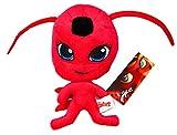 Peluche milagroso de la felpa de la mariquita, juguetes suaves, original, 4 diversos caracteres disponibles! (Tikki)