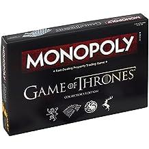 Monopoly - Edición juego de tronos, versión inglesa
