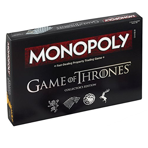 Game of Thrones Monopoly -Spiel
