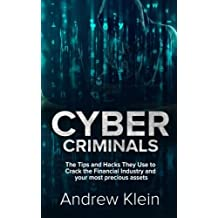 Cyber Criminals: The Tips and Hacks They Use to Crack the Financial Industry and your most precious assets