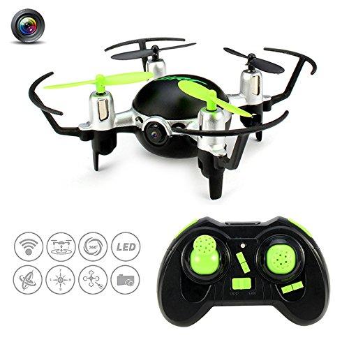 GEEDIAR® JJRC H30C Mini RC Quadcopter 2.4G 4CH 6 Achsen Gyro RC Quadrocopter mit 2MP Kamera