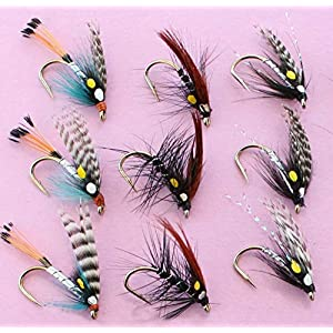 """Elite /""""Platinum/"""" Short Shank Special fly hook size 10 fly tying fishingtrout"""