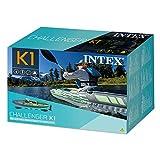 Intex 68305, Kanu Unisex–Erwachsene, grün, 274 X 76 X 33 cm - 7