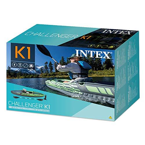 Intex Schlauchboot für 1 Person im Test und Praxis-Check - 7