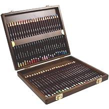 Lápices Coloursoft Caja de madera (paquete de 48)