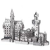 Metal Cathédrale Saint Basilic,Casse-Tête D'assemblage Construisez Vos Propres Kits...