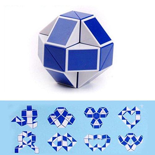 Bonjouree 2017 Magique Puzzle De Variété Cube Twist Jouets Enfants De Balle Transformable Anti-stress