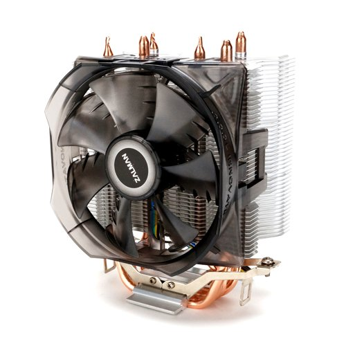 zalman-cnps8x-optima-heatsink-and-fan