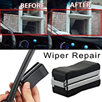 KEISL Limpiaparabrisas Reparación Herramientas,Reparación limpiaparabrisas Diseño Patente Restaurador Reparador Limpia Parabrisas Reutilizable Universal
