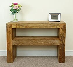 Mercers Furniture Mantis Console Hall Table