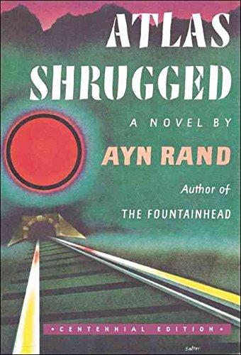 Book cover for Atlas Shrugged