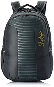 Skybags Geo Nylon 0.326 ltrs Green Laptop Bag (GEO05GRN)