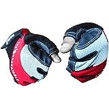 Fitness Gloves 733RBG (S/M)