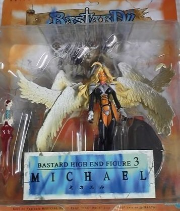Dieu de la Destruction ~ ARTFX Michael a fait de l'action de PVC figure de BASTARD ~ sombre (japon importation)