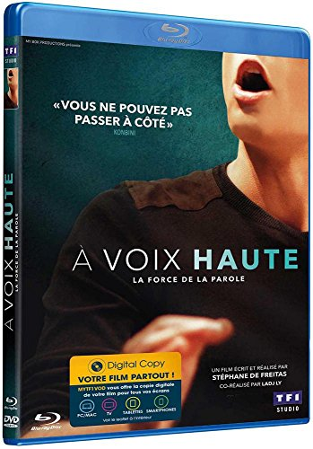 À voix haute - La force de la parole [Blu-ray + Copie digitale]