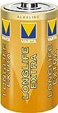 Varta Longlife Alkaline Batterie C Baby 1er Pack