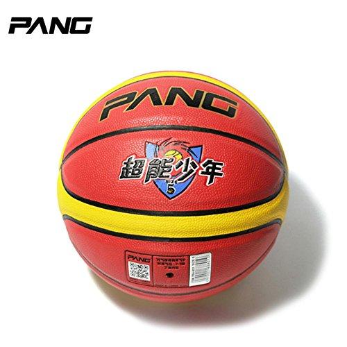 5 PU Basketball, Alle Oberflächen, Für Spieler ab 12 Jahren,Street Game