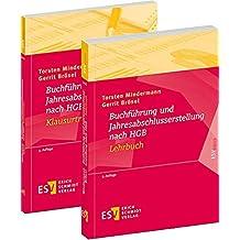 Paket aus den zwei Büchern: Buchführung und Jahresabschlusserstellung nach HGB - Lehrbuch und Buchführung und Jahresabschlusserstellung nach HGB - Klausurtraining (ESVbasics)