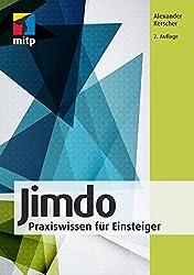 Jimdo: Praxiswissen für Einsteiger (mitp Professional)