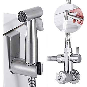 Trustmi Brass Muslim Shataff Toilet Hand Held Bidet Spray
