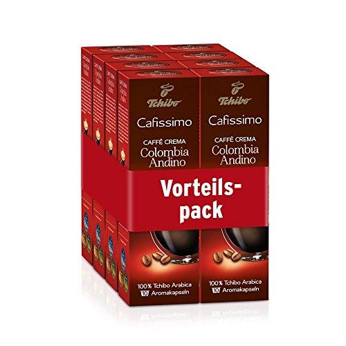 Tchibo Cafissimo Caffè Crema Colombia 80 capsule