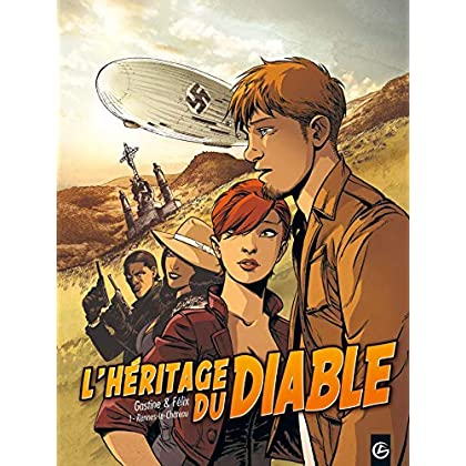 L'héritage du diable - volume 1 - Rennes-le-Château: Rennes-le-chateau