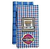 #4: Moulana Lungie cotton Original Color checks pack of 2