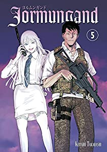 Jormungand Edition simple Tome 5