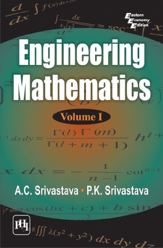 Engineering mathematics vol i ebook ac srivastava pk engineering mathematics vol i by srivastava ac srivastava pk fandeluxe Images