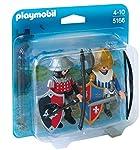 Playmobil - Duopack, caballero...