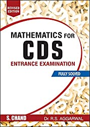 Mathematics for CDS Entrance Examination