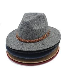 Amazon.es  rongjuyi - Sombreros Panamá   Sombreros y gorras  Ropa 20712a3f601
