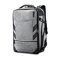 Samsonite Remagg Backpack, Shieldpack 34L, Shadow Grey