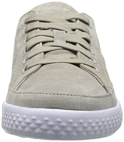 Skechers Racket, Baskets mode femme Beige (Tpe)