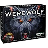 Bezier Games Ultimate Werewolf Deluxe Edition Board Game, Multi Color