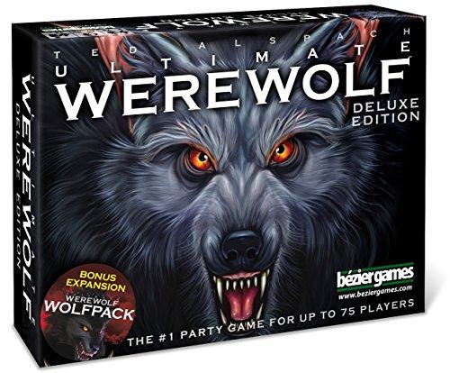 Bezier Games Ultimate Werewolf, edición de Lujo