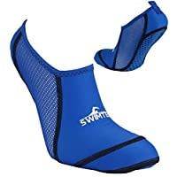 SwimTech Pool Sock Blue UK Size 1-4