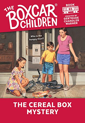 The Cereal Box Mystery (The Boxcar Children Mysteries Book 65) (English Edition)