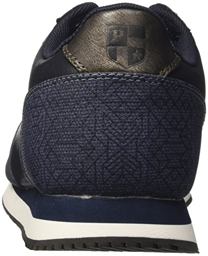 U.S.POLO ASSN. Sheridan Club, Sneaker a Collo Basso Uomo Blu (Dark Blue)