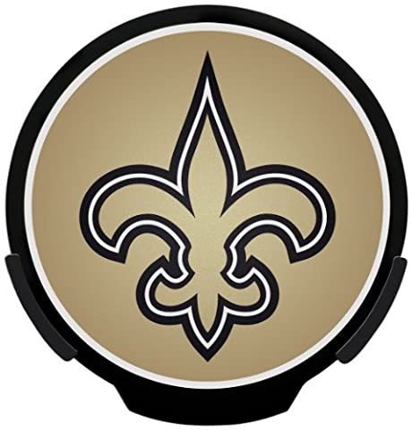 NFL New Orleans Saints LED Power Decal