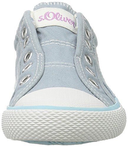s.Oliver Jungen 43211 Low-Top Blau (LT BLUE 810)