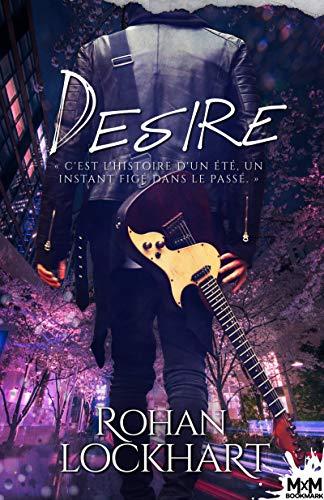Couverture du livre Desire