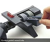 Multi-Sharp 2001 Foret universel et affûteur d'outils 3-13mm de diamètre (HSS, bois plat, maçonnerie, SDS-Plus et Brad-Point)