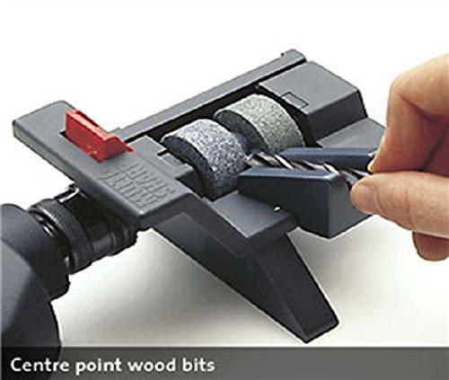 Multi-Sharp MS2001 Bohrer-Schärfgerät, Schraubenzieher, Flachmeißel, Fliesenschneider und hartmetallbestückte Werkzeuge, 1 Stück
