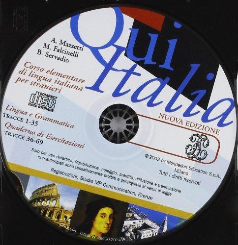 Qui Italia. CD