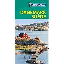 Guide Vert Danemark, Suède Michelin