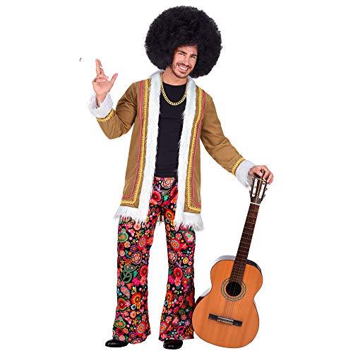Widmann Erwachsenenkostüm Woodstock Hippie