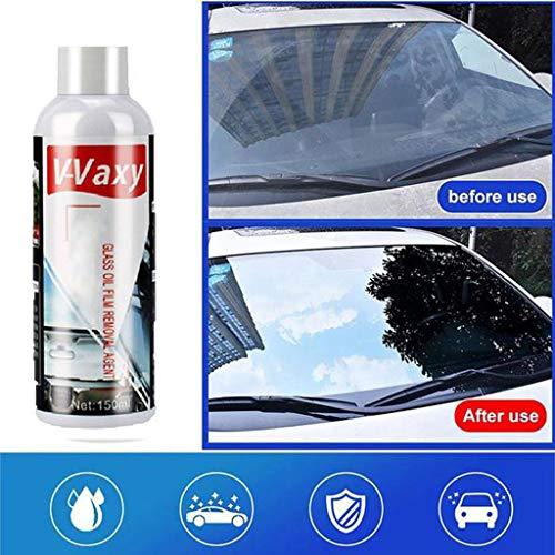 Dkings Ceramic Automotive Coating Car Kit, Anti-Scratch-Auto Flüssigkeit Nano Lass Coating Agent Regenschutzmittel Glas Regen Mark Öl Film Remover Paint Sealant Schutz-150ML