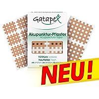 Gatapex Gitter Akupunkturpflaster (3 Größen) Hautfarbe preisvergleich bei billige-tabletten.eu