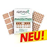 Gatapex Gitter Akupunkturpflaster (3 Größen) Hautfarbe